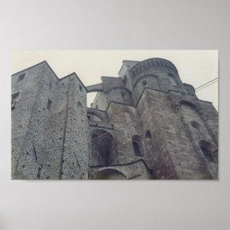 Impressão do castelo