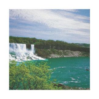 Impressão Em Canvas A água cai Canadá: LOWPRICE sensual romântico