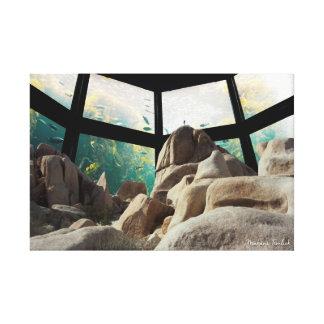 Impressão Em Canvas Abra a gaiola