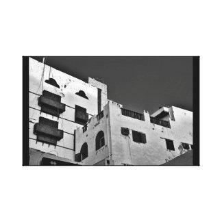 Impressão Em Canvas Apartamentos de Jeddah