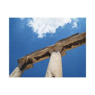 Impressão Em Canvas arte do grego clássico