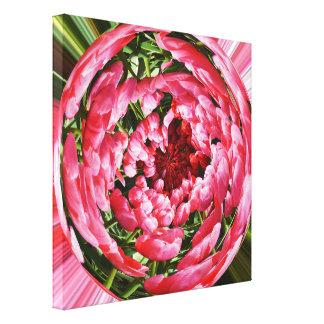 Impressão Em Canvas Bola das tulipas