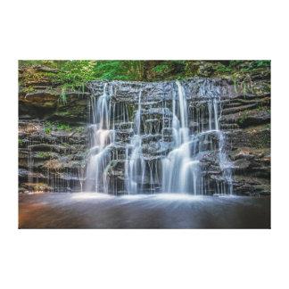 Impressão Em Canvas Cachoeira