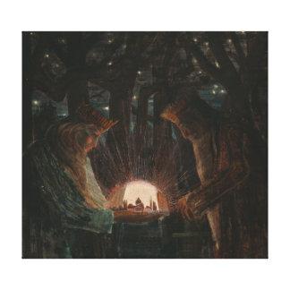 Impressão Em Canvas Conto de Mikalojus Konstantinas Ciurlionis Fairty