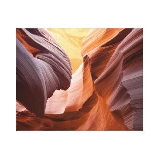 Impressão Em Canvas Garganta do antílope