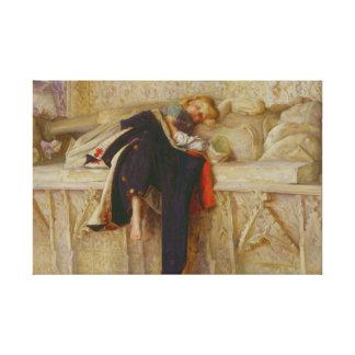 Impressão Em Canvas John Everett Millais - L'Enfant du Regimento
