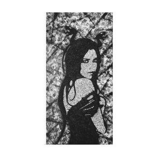 Impressão Em Canvas Morgana