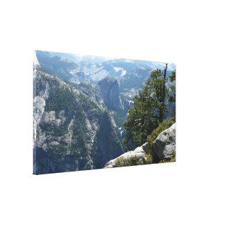 Impressão Em Canvas Mountain View de Yosemite no parque nacional de