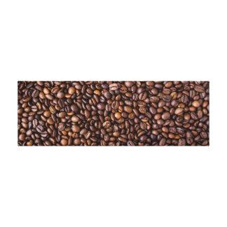 Impressão Em Canvas O mercado do fazendeiro: Feijões de café