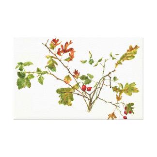 Impressão Em Canvas Outono