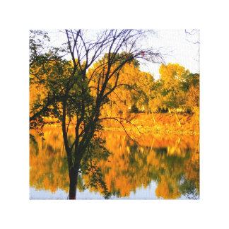 Impressão Em Canvas Outono de Winnipeg