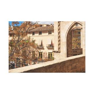 Impressão Em Canvas Serrano eleva-se (Torres de Serrano) em Valência,
