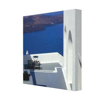 Impressão Em Canvas Sonho Grecian