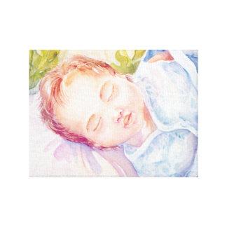 Impressão Em Canvas Sonhos doces