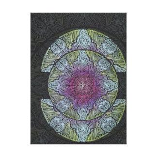 Impressão Em Canvas Zen que desperta, reiki, curando, chakra