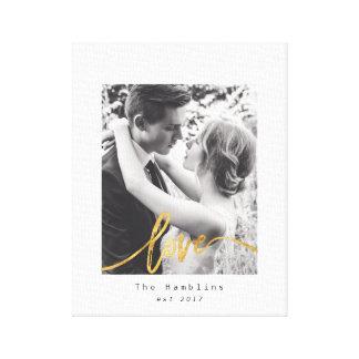 Impressão Em Tela Amor-canvas baseados num guião