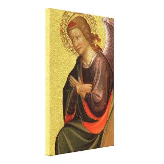 Impressão Em Tela Anjo do renascimento pelo mestre do bebê Vispo