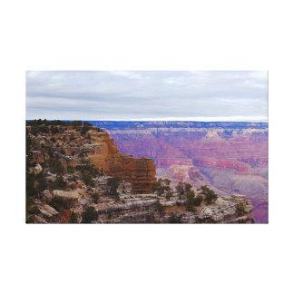Impressão Em Tela Borda sul do Grand Canyon