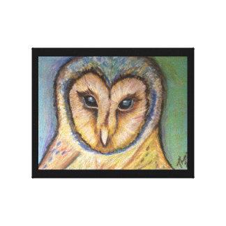 Impressão Em Tela Coruja majestosa, canvas, pequenas