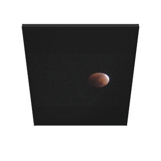 Impressão Em Tela Eclipse solar 5