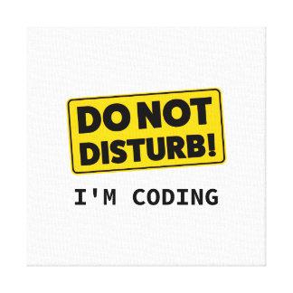 Impressão Em Tela Eu estou codificando