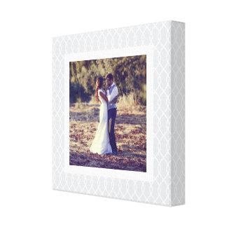 Impressão Em Tela Foto Wedding quadro das cinzas | estrutura chique