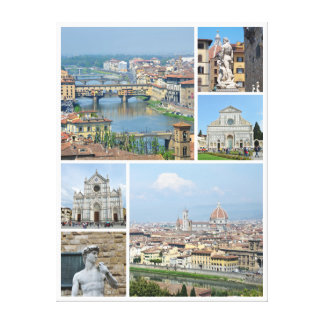 Impressão Em Tela Imagens de Florença