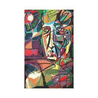 Impressão Em Tela Mosaico do jazz