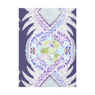 Impressão Em Tela Nascimento da vida, idade nova, meditação, boho,