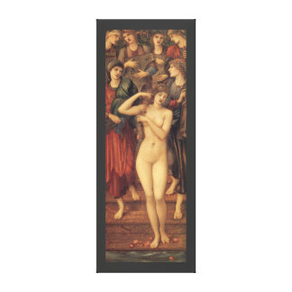 Impressão Em Tela O banho de Venus pelo senhor Edward Pescada Burne