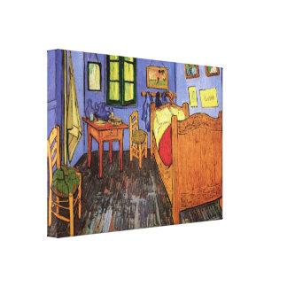 Impressão Em Tela O quarto de Vincent em Arles por Vincent van Gogh