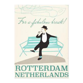 Impressão Em Tela Para uma ruptura fabulosa! Rotterdam, Países