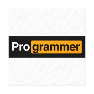 Impressão Em Tela Programador
