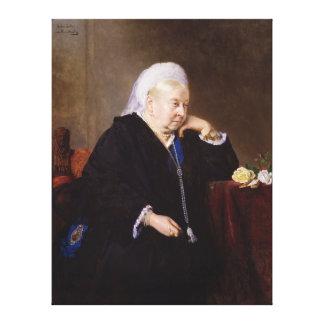 Impressão Em Tela Rainha Victoria por Heinrich von Angeli