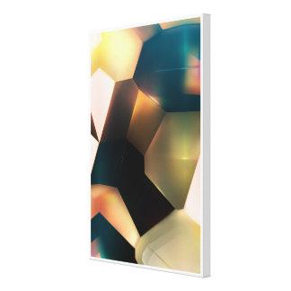 Impressão Em Tela Sala de cristal