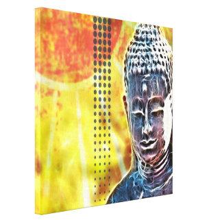 Impressão Em Tela Zen espiritual Buddha da idade nova da meditação