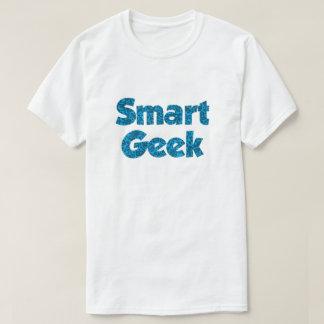 Impressão esperto do geek para geeks espertos! tshirts