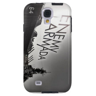 Impressão inimiga da galáxia S4 de Samsung do Capa Para Galaxy S4
