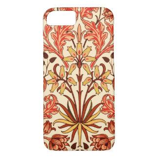 Impressão, laranja e oxidação do jacinto de capa iPhone 7