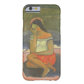 Impressionismo por Gauguin, sonolência deliciosa Capa Barely There Para iPhone 6