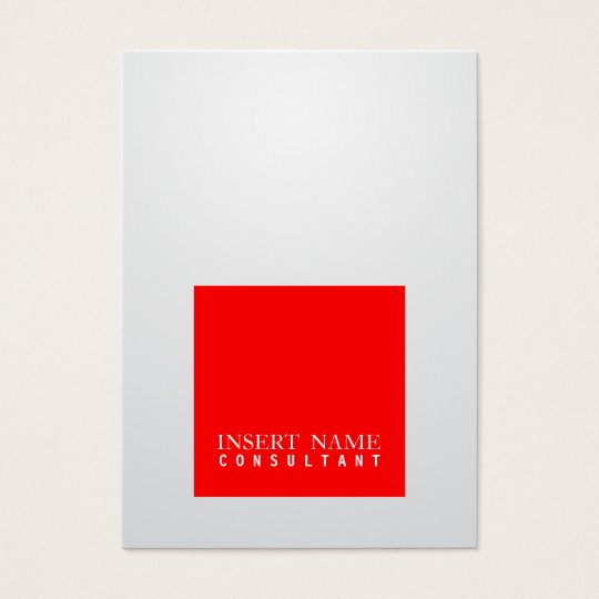 Inclinação moderno elegante profissional do cartão de visitas