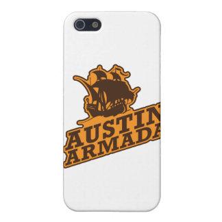 Incursores do norte de Victoria da grelha - Austrá iPhone 5 Capas
