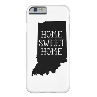 Indiana Home doce Home Capa Barely There Para iPhone 6