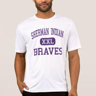 Indiano de Sherman - Braves - alto - beira-rio T-shirt