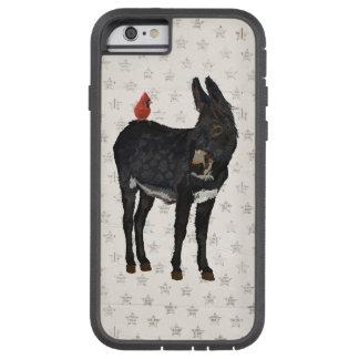 INDIGO DONKEY & CARDINAL CAPA iPhone 6 TOUGH XTREME