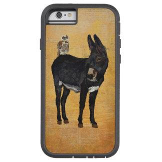 INDIGO DONKEY & COPPER OWL CAPA iPhone 6 TOUGH XTREME