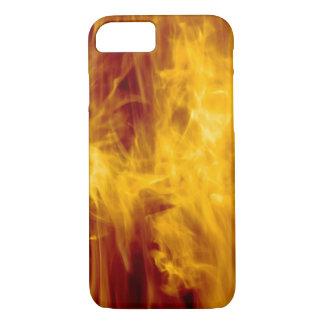 Inferno eu - Capas de iphone do fogo