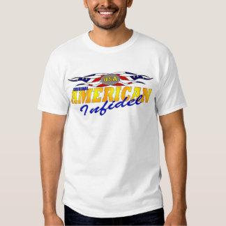 Infiel americano original tshirts