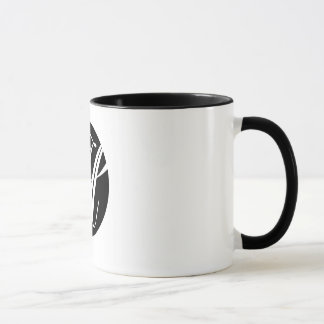 Inicial Snazzy H Caneca