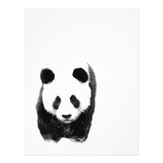 Insecto da panda flyer 21.59 x 27.94cm